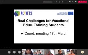 RC4VET Meeting Challenges